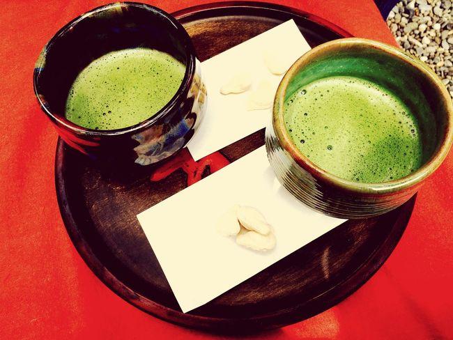 お抹茶 Greentea