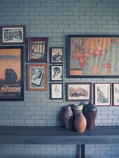 Architecture Backgrounds Brick Wall Building Exterior Built Structure Close-up Day Frame Frame Wa Frames Gray Background Indoors  No People Wall - Building Feature