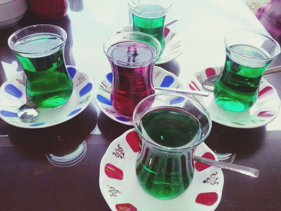 tea :)