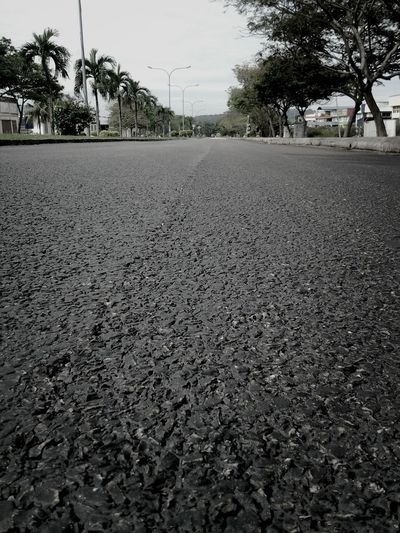 Something about this road