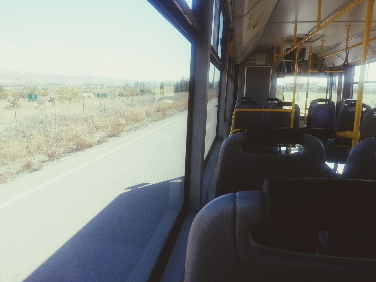 Empty Bus'sy. Bustravel Roadtrip On A Tour Popular Photos