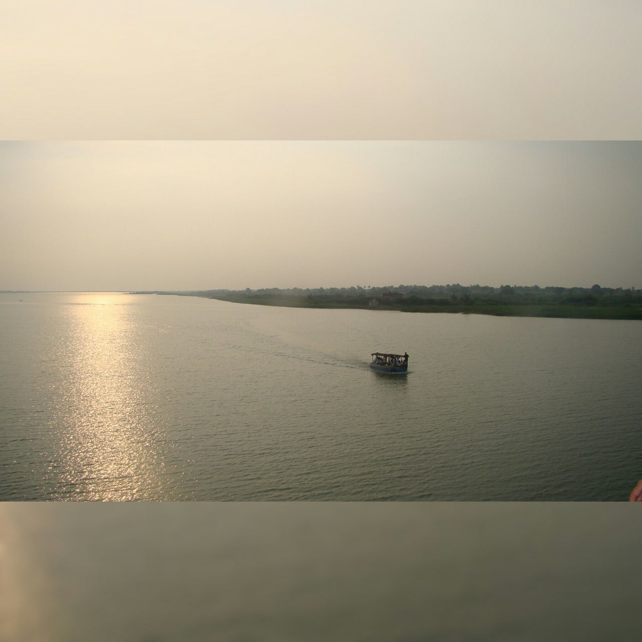 Kudalasangama River Boating Sunset India Photography Nammakarnataka Karnataka Throwback