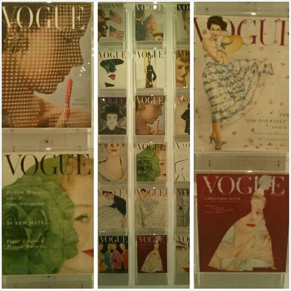 Обложки журнала Vogue Erwinblumenfeld