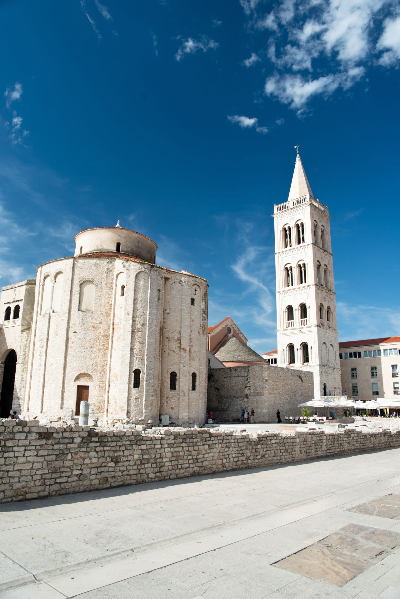 Architecture Building Exterior Built Structure Croatia Croatia ♡ Croatia ❤ History Outdoors Place Of Worship Tower Travel Destinations Zadar,Croatia