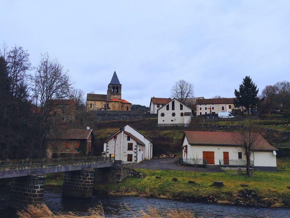 Village France Montfermy