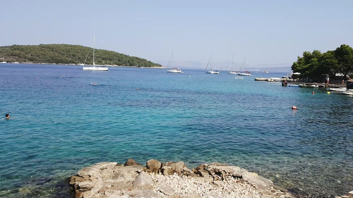 Mediterranean  Relax Croatia Island Croatia🇵🇾 Croatiafulloflife Nature Sea Beach Vacations Outdoors Day Water šolta