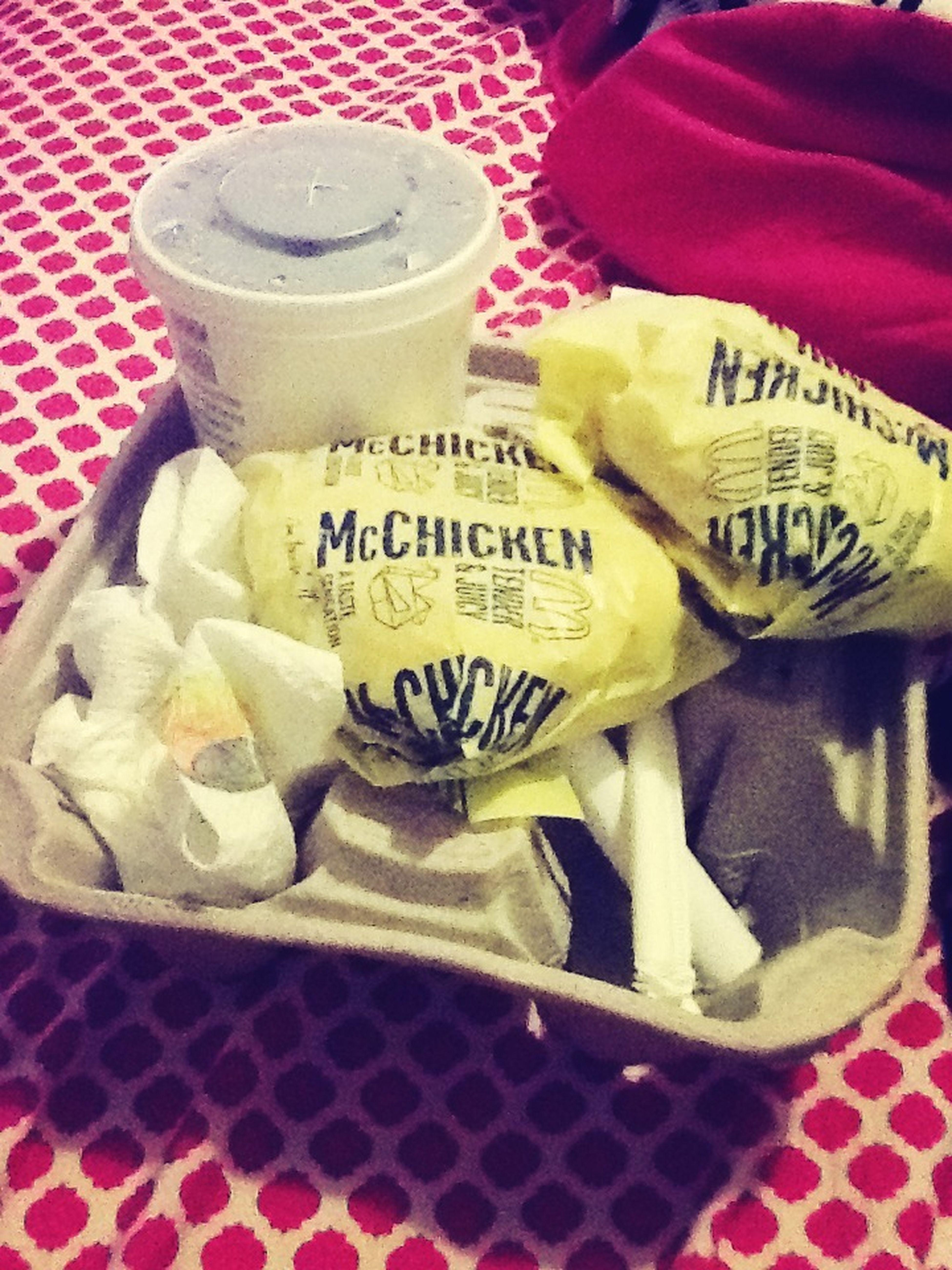 My Bro Bought Me Food :)