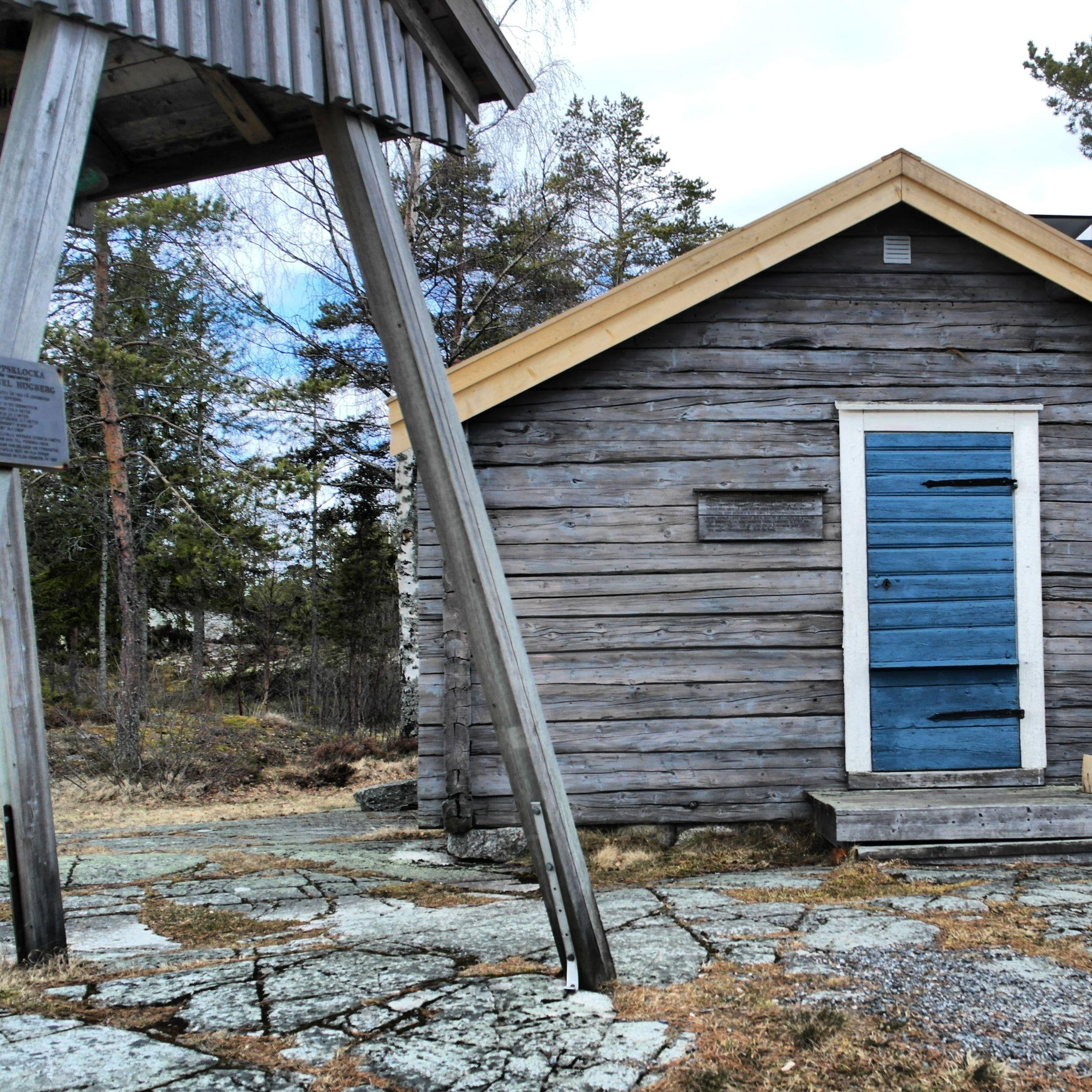 Old House Sweden Örnsköldsvik Skagsudde