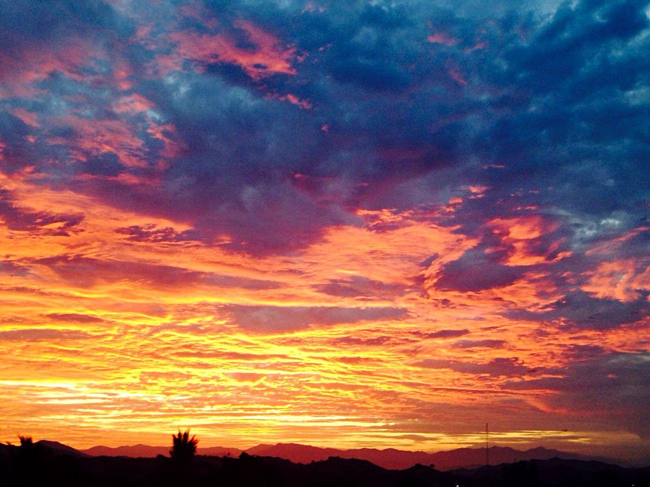 Mexico Oaxaca Pinotepa Nacional Sunrise Nature HEAVENONEARTH