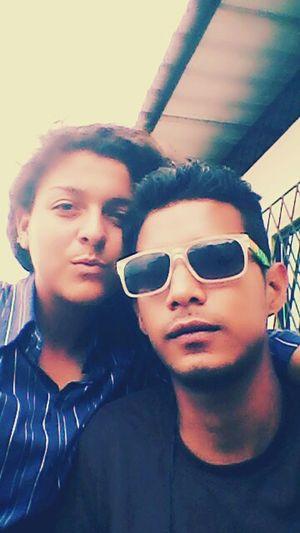 Con mi PAnA 😁👊😁😏 Friends ❤ Hi! 😊