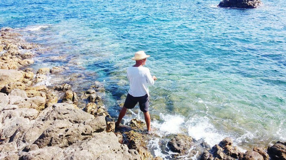 Pêcheur Mer Sea Salesman Haouaria The Week On EyeEm