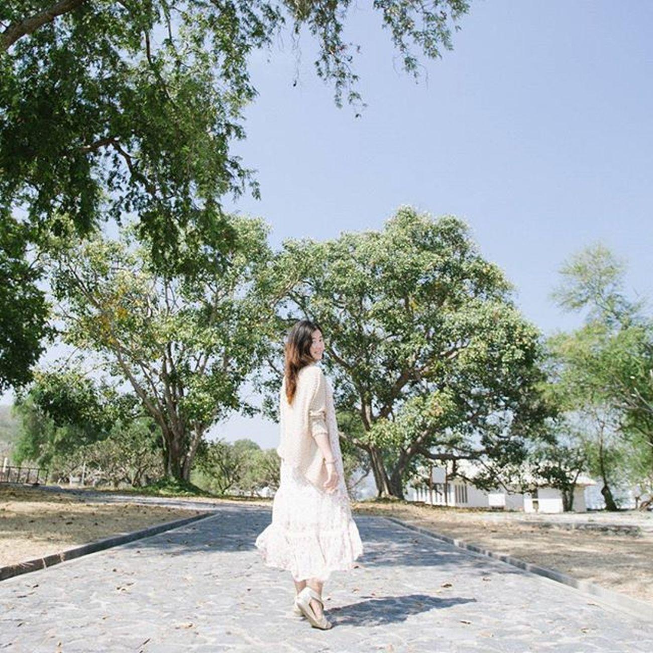 ลองเดินไปกับเรามั้ย..ถ้าไม่ใช่เดี๋ยวกลับมาส่ง Benunloveable ♥ Reviewthailand Srichang Cr... BUDDY