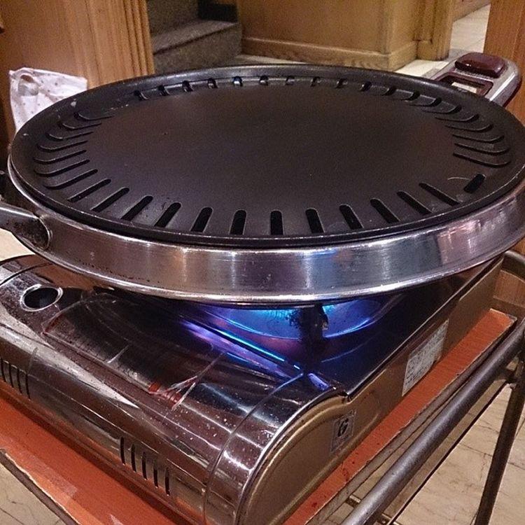 grilling time Arirang