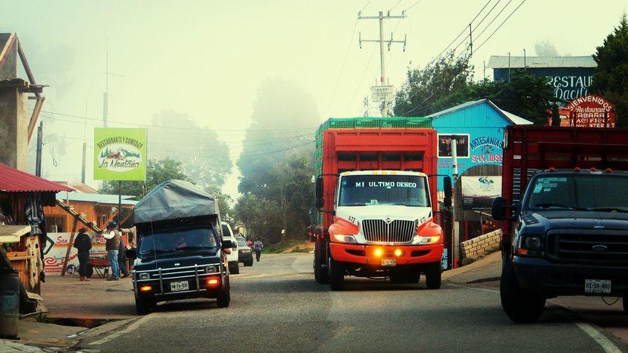 mi ultimo deseo. San Jose Del Pacifico Mexico Motors