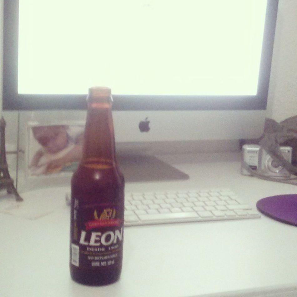 Ya necesitaba esto! Beer Cerveza Relax Cervezaleon movie