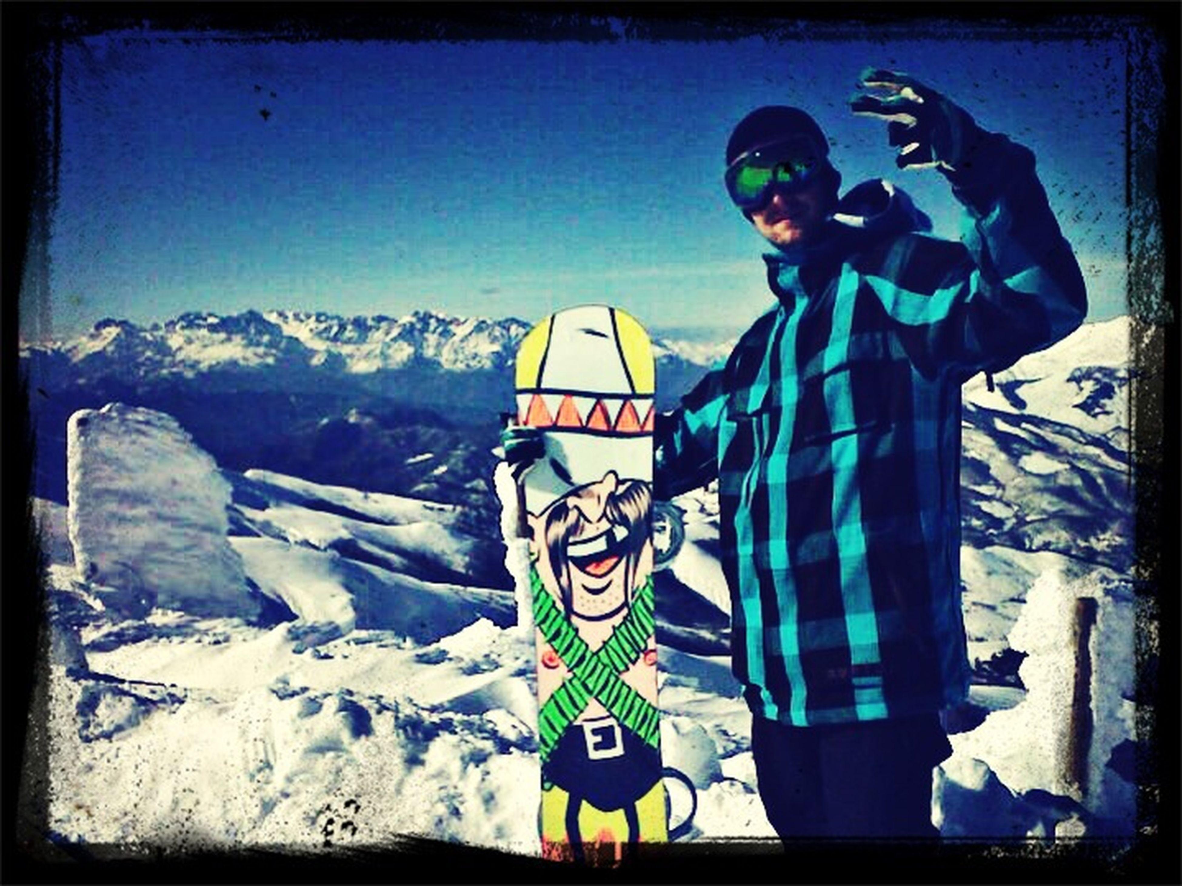 Snow Salomon Snowboarding Salvatore Sanchez First Eyeem Photo