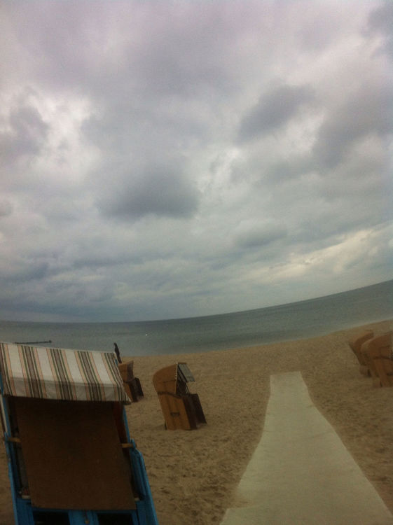 Relaxing at Usedom by Heidi