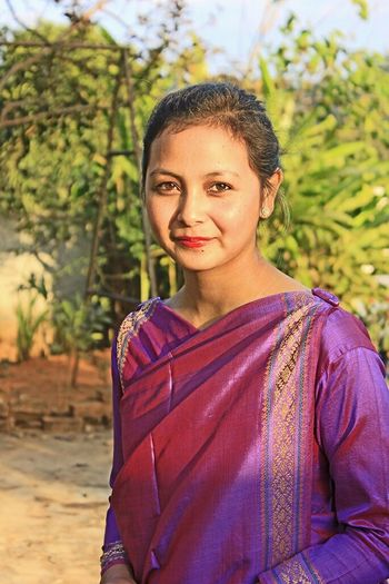 My Unique Style the traditional women's wear known as Jainsem to Khasi people..bright and colorful comes in many variants. Taking Photos Fashion Khasi_jainsem Khasibelief Khasi—culture&tradition Khasi_beauty