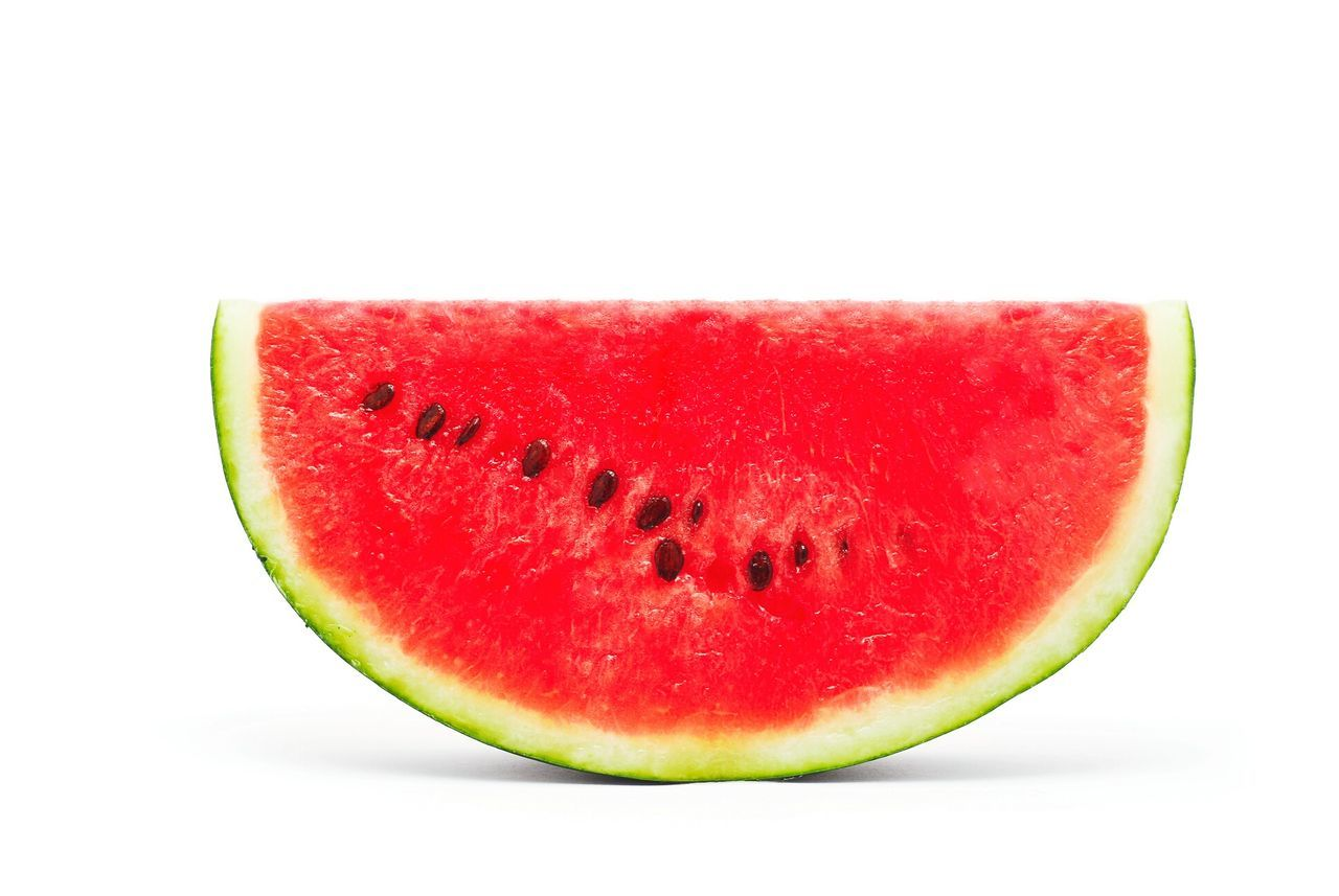 Fruit Freshness Healthy Eating Healthy Lifestyle Studio Shot Red White Background SLICE Food And Drink Close-up Food Fresh Watermelon Water Melon Vegetarian Food Eat Juicy Juicy Fruit Sweet Bite Me