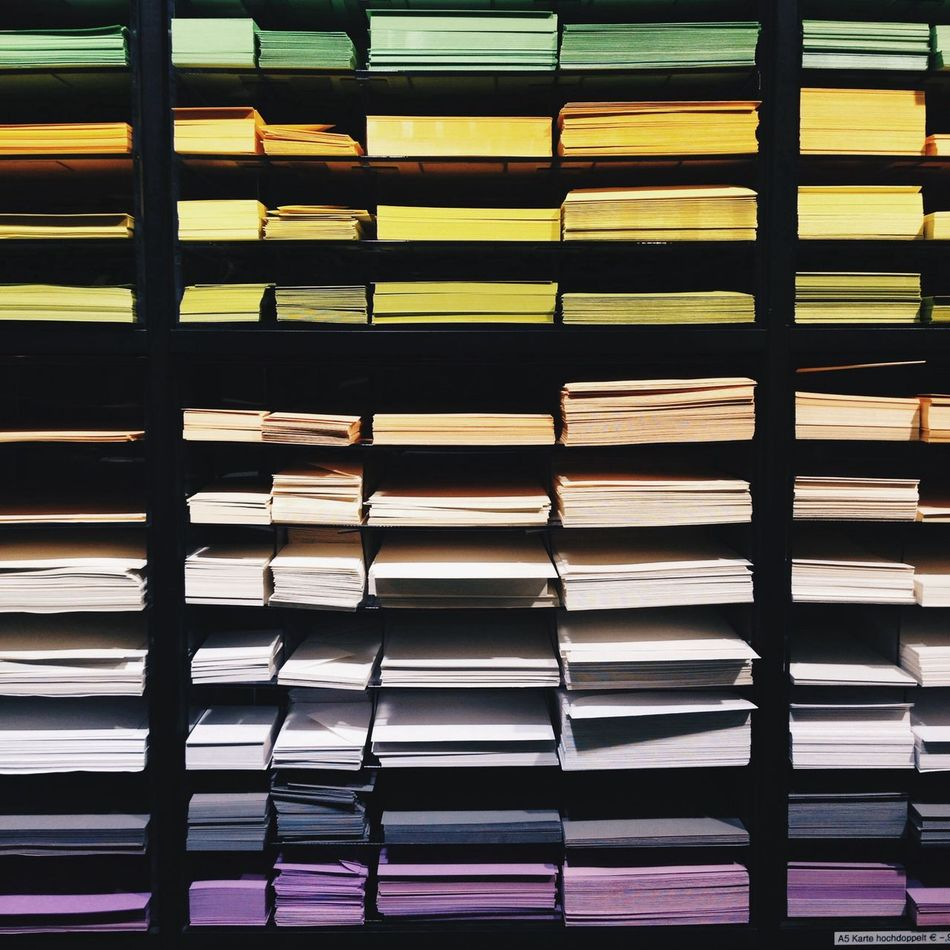 Beautiful stock photos of paper, Arrangement, Document, File, Germany