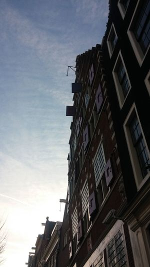 Amsterdam Nederland Travel Photography Red Light District architecture Building Exterior Outdoors City Travel Destinations Sky Day