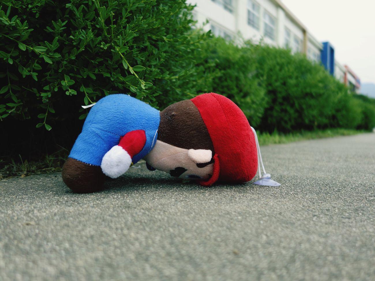 Stumbled Mario Rx100