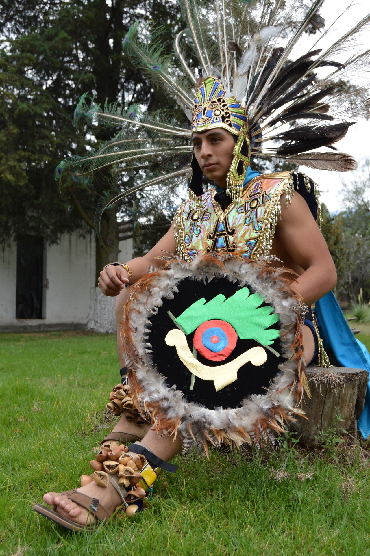 Man Mayan Culture Mayan Civiliization Mayan Accessories Mayan Wonders Plume Shield Mayan Riviera Photography Nikon D3200 Nightphotography