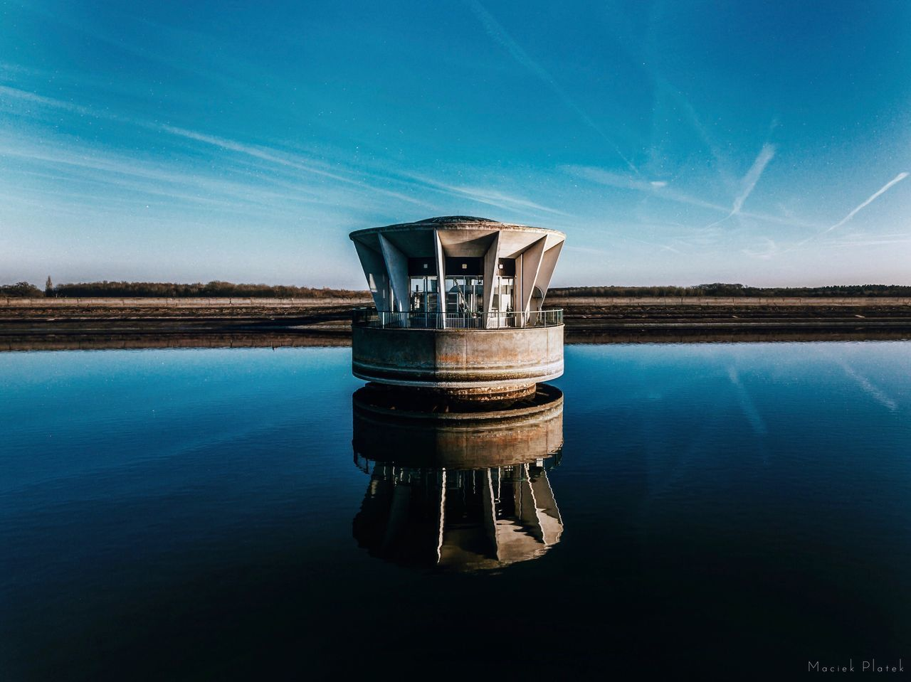 The Jetty Reflection Water No People Sky Outdoors Day Nature Architecture Close-up Drone  Phantom 4 Aerial Epic Aerial Photography Dronephotography Landscape