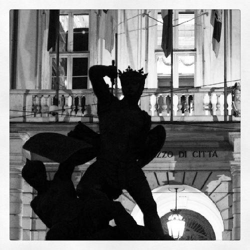 Torino Cityhall Municipio Conteverde Turin