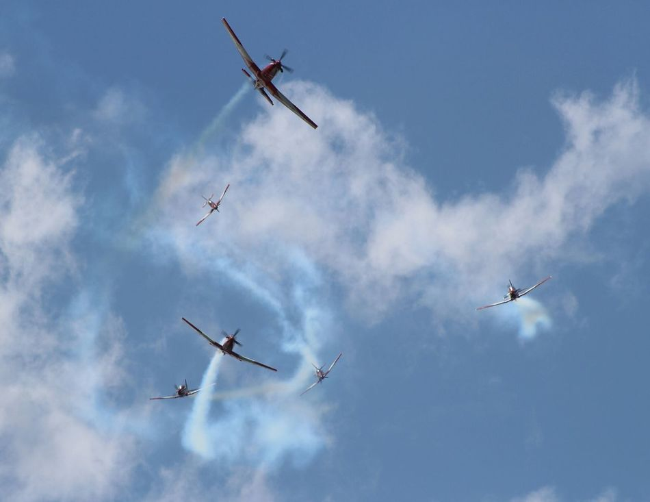 Beautiful stock photos of military, Air Vehicle, Airplane, Airshow, Ceremony