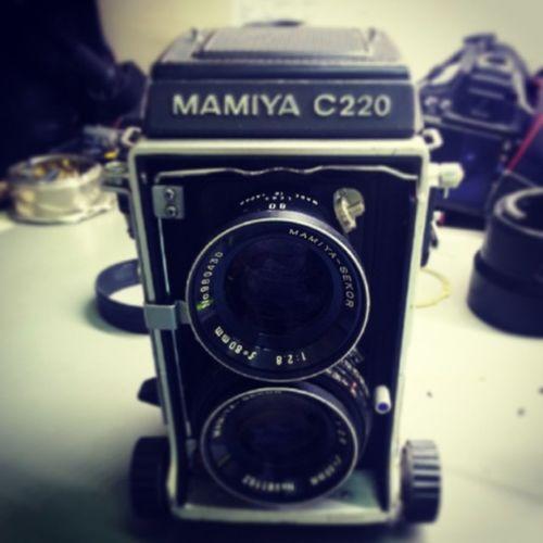 Kendileri ile biraz oyniciiim. Mamiya Mamiyac220 Mediumformat 6x6 analog filmphotography ishootfilm filmisnotdie vintage