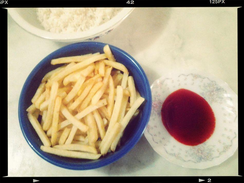 Yey!Fries Food