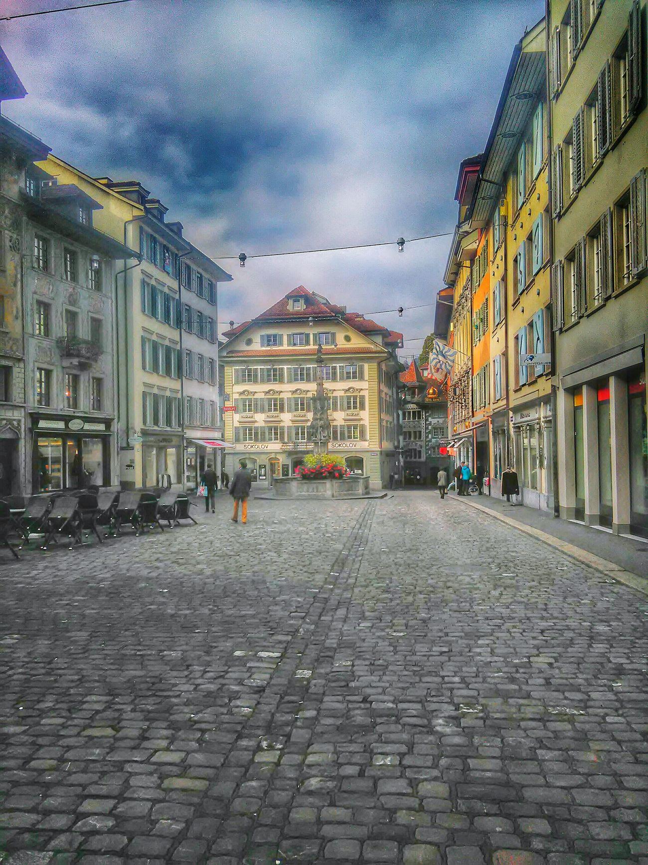 Luzern downtown... Touring Switzerland Hello World Swiss Luzern Discover Your City EyeEmBestPics