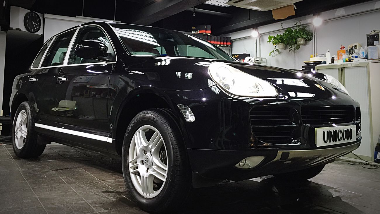 Unicon Pro Shop Auto Beauty Porche Cayenne