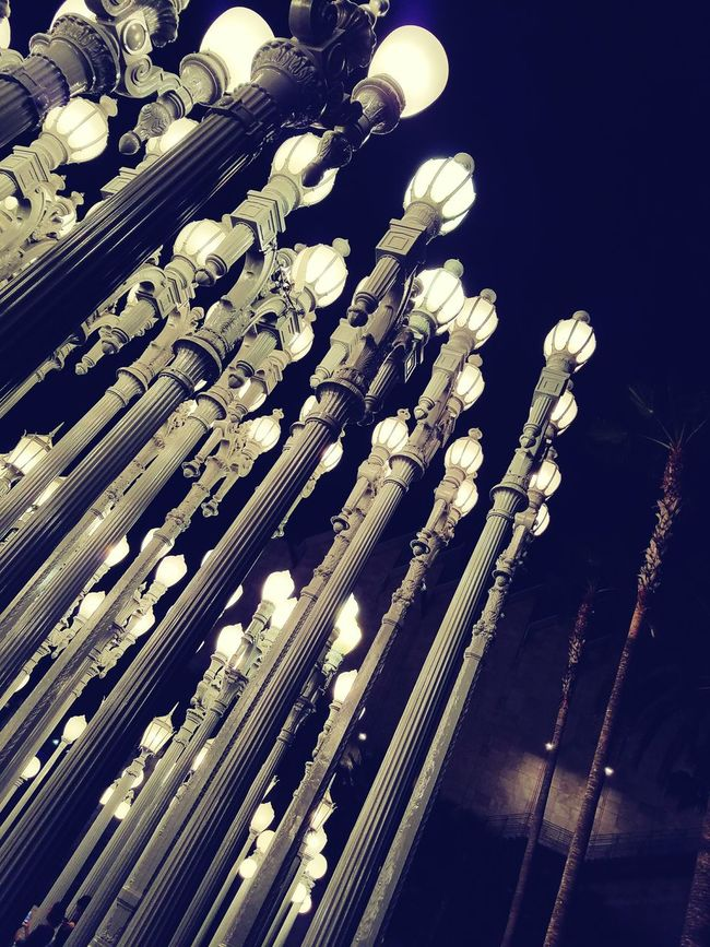 Lacma Lights beautiful