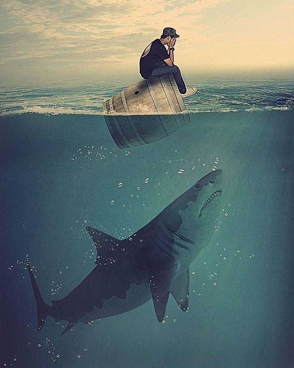"New edition "" Afraid "" Design Photoshop Manipulatiopost Ilustration Jogja 😨😨😱😱💻💻💻"