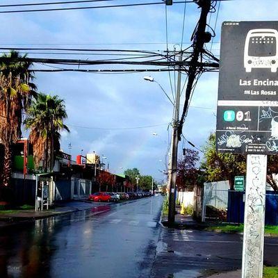 Lluvia + sol= arcoiris !!!RainyDays ,Rainbows