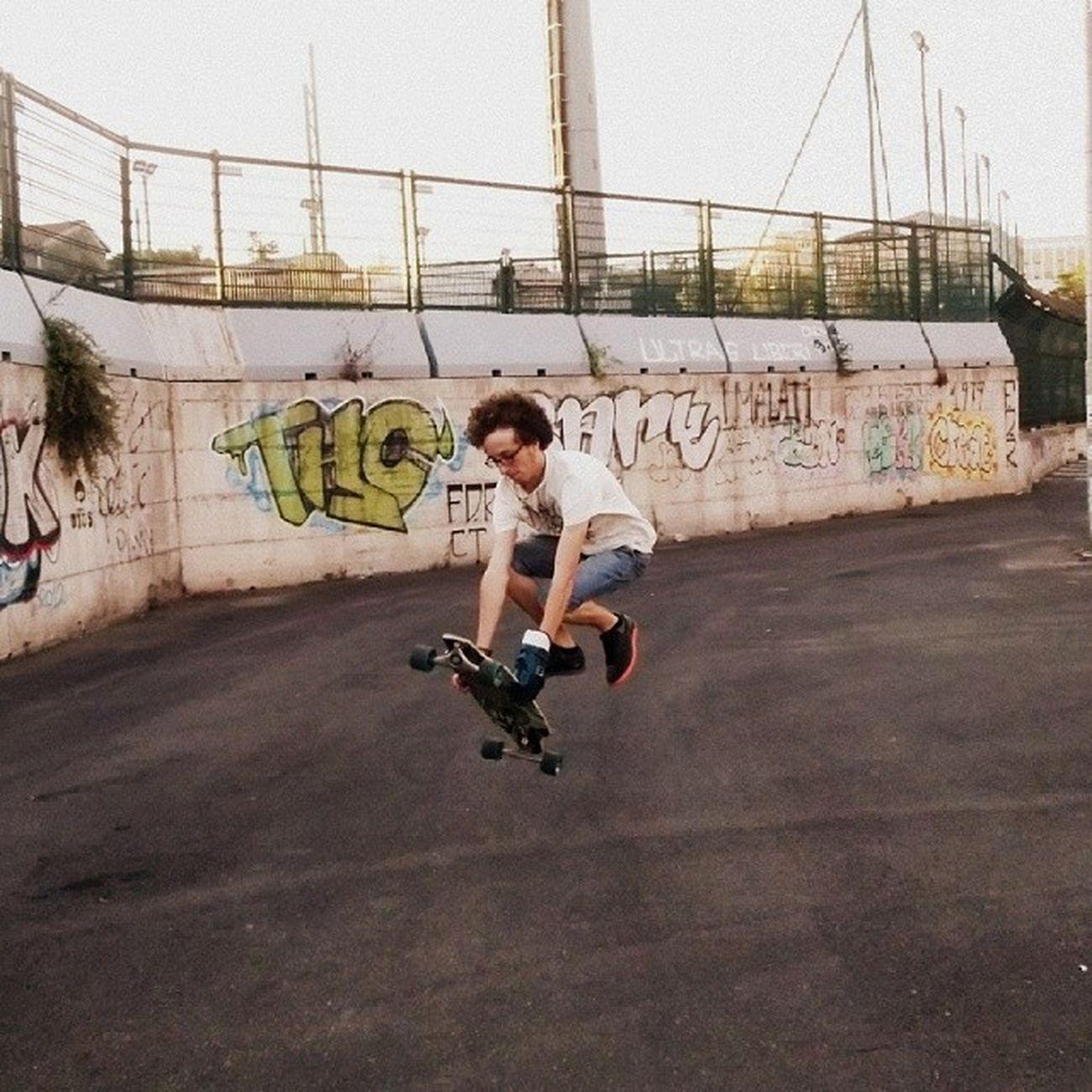 Longboarding Longboardtrick Longboard Longboardinsicily Trick  Tricks Skate Skateboard Skateboarding Sk8 City Catania