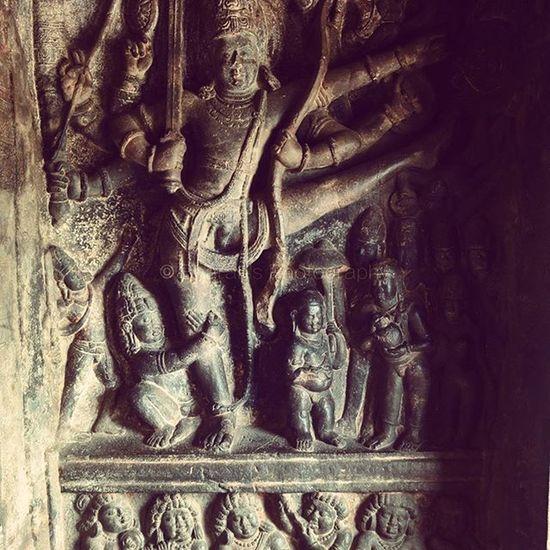 India Karnataka Badami Travel God