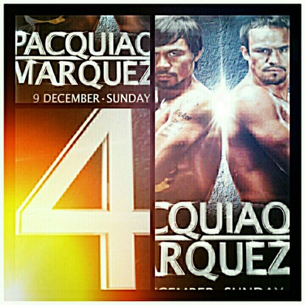 Pacquiao Marquez 4 Fight Go Pinoy Proud To  Be Filipino Instapic Haha MingawZzz
