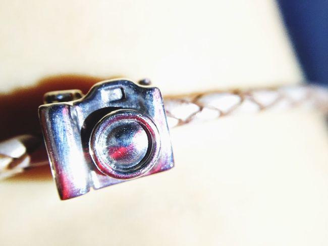 Camera Charm Gift Love