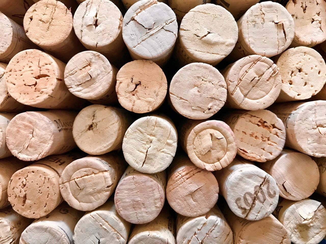 Wine Cork Cork - Stopper Backgrounds No People Textured  Full Frame Close-up Day