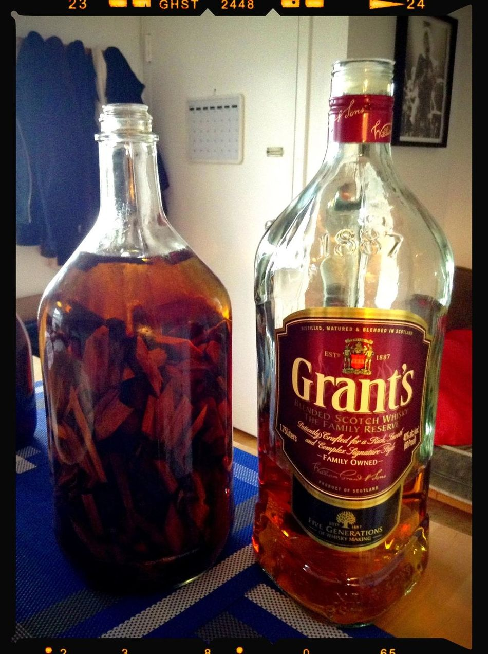 Grant's Whisky Mamajuana Work Hard, Play Harder! Early Weekend!