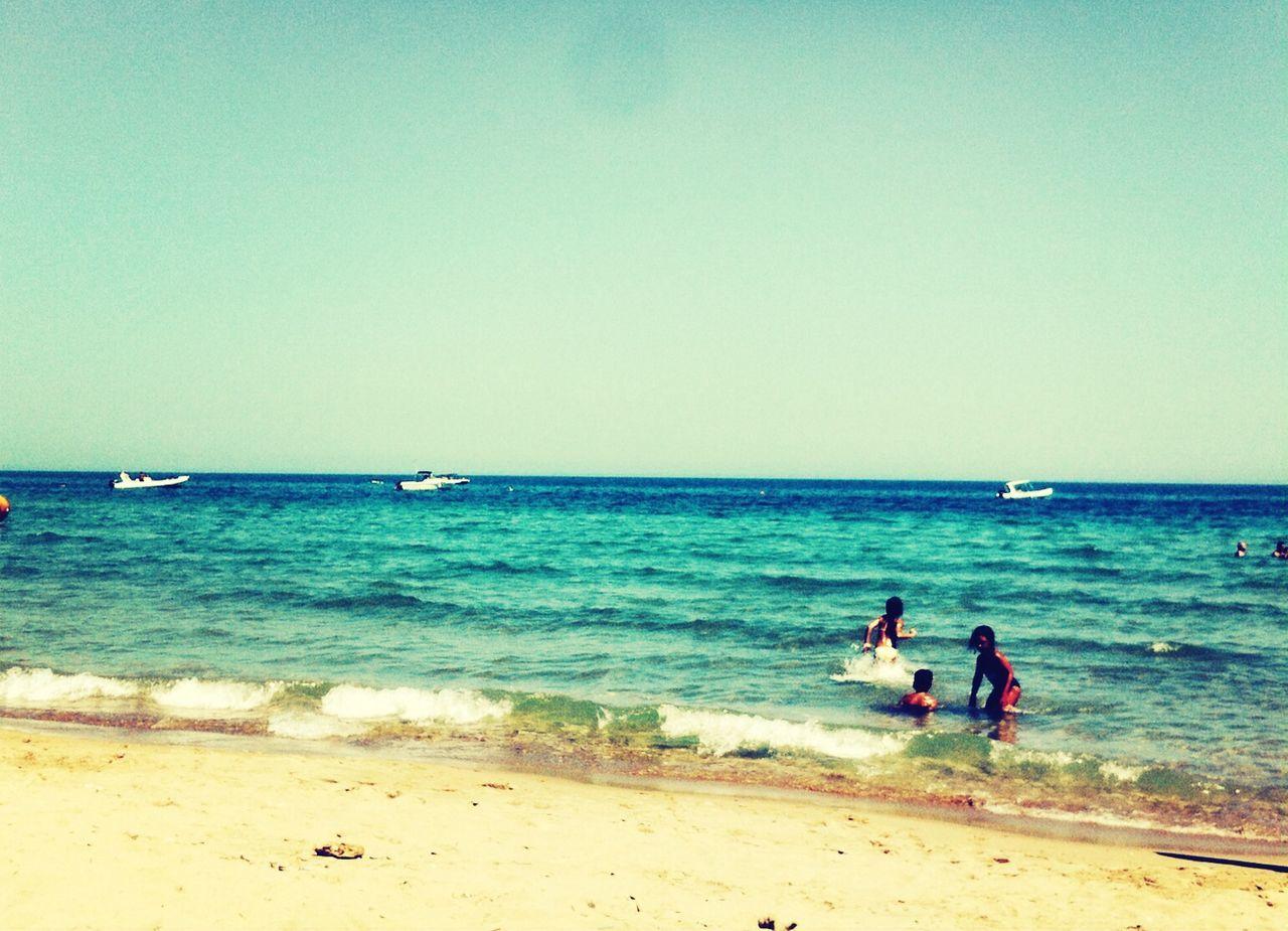 Enjoying Life Life Is A Beach Water Reflections Natural Beauty Marina di Petacciato (Molise) - Italy