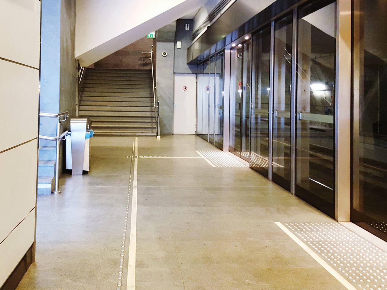 The Week On EyeEm Underground Passage Underground Station  Metro Interior Architecture Architecture Stairs Modern Architecture