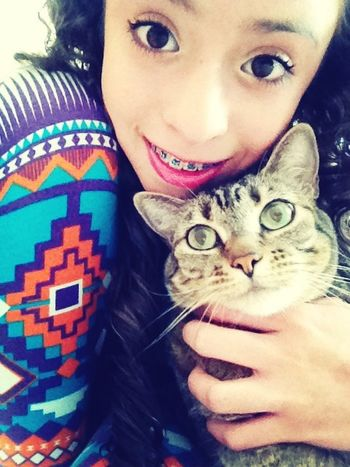 Hanging Out My Cat Today My Cat And Me
