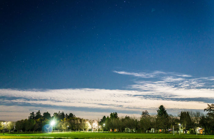taken at night with full moon Sky Night Photography Landscape Long Exposure