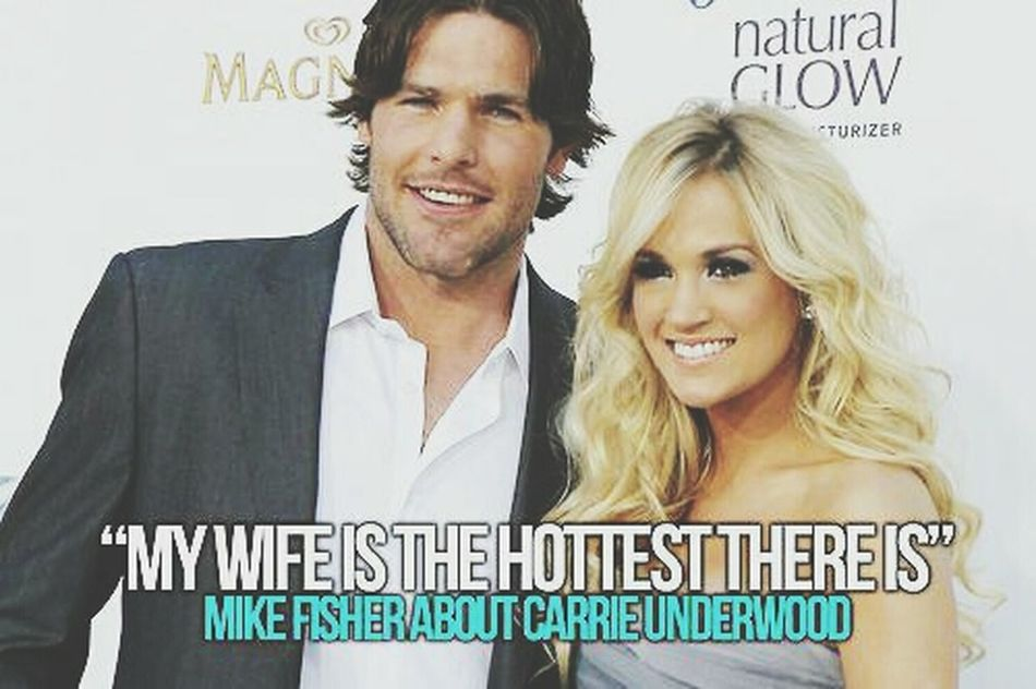 LOVE THIS Check This Out Carrie Underwood Hockey Wife