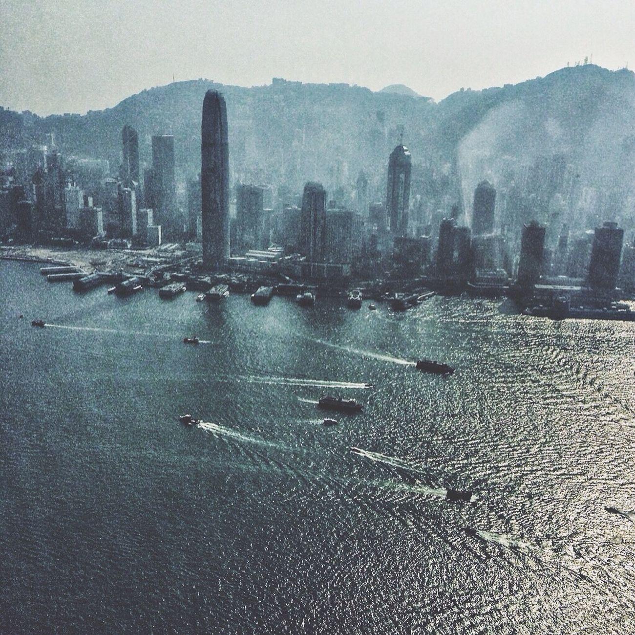 HongKong Sky100 Victoria Harbour