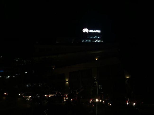 Night Illuminated Dark City Nightlife Architecture Outdoors No People Nightphotography Night Lights Night View Nightshot Huawei
